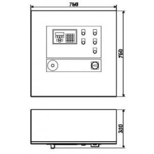 2-осевая система DriveSet M234A