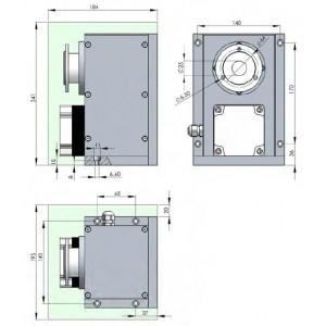 Поворотные столы DriveSet MR131A (вращающиеся модули)