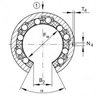 Шариковые втулки KBO, KBO-PP и KBO-PP-AS