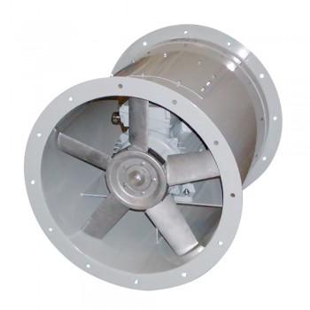 Осевые вентиляторы в корпусе AFC-HT