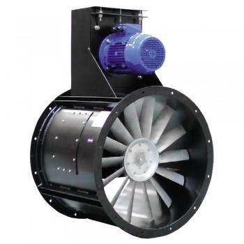 Осевые вентиляторы в корпусе AFC-VB