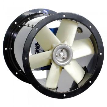 Осевые вентиляторы в корпусе AFC