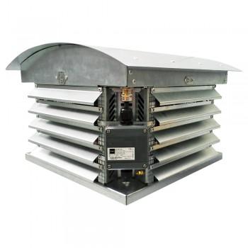 Взрывозащищенные вентиляторы ''ATEX'' ERF