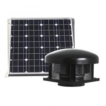 Крышные вентиляторы комплект фотоэлектрической вентиляции PV