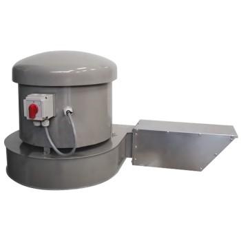 Крышные вентиляторы MPB-R