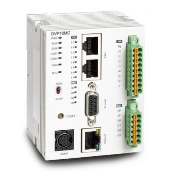 Программируемые контроллеры Delta DVP-MC