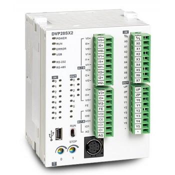 Программируемые контроллеры DELTA DVP-SX2