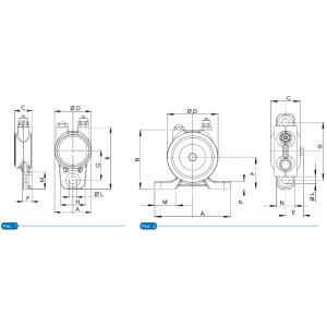 Вибромоторы BG